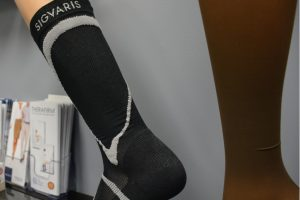 compression stocking, sigvaris, therafirm