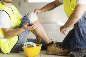 workplace injury, wsib, sprain, strain