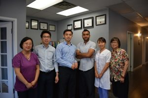 physiotherapist, chiropractor, massage therapist, acupuncturist, markham